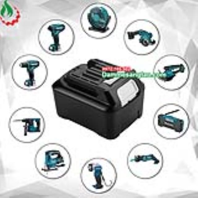 Vỏ pin makita 12V MAX Li-ion 3.7V 18650 nhận sạc zin