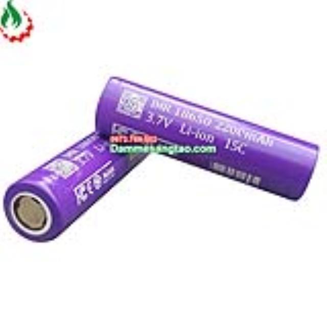 Cell pin 18650 TIANLVN 2200mah-15C-25A (Li-ion 3.7V)