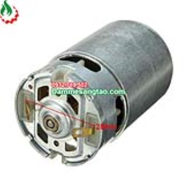 Motor DC RS 550 công suất cao