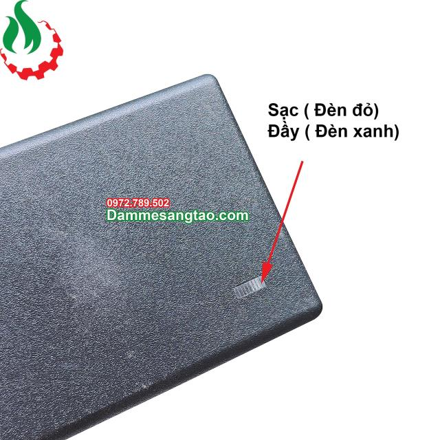 Sạc 3S 12.6V 2A dùng cho pin Li-ion 3.7V