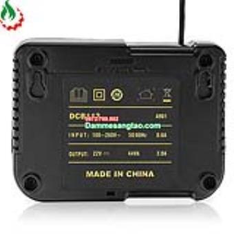 Sạc Dewalt DCB112 14V 18V Li-ion 3.7V nhận mạch zin