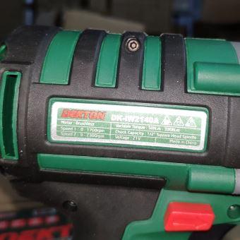 Máy siết bulong dùng pin 18V Dekton IW2140A