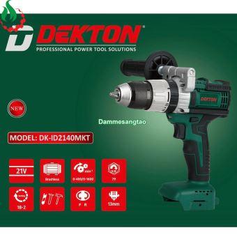 Máy khoan pin 18V Dekton DK ID2140MKT