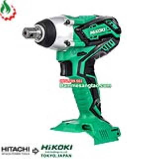 Máy siết bulong dùng pin HITACHI WR18DJL