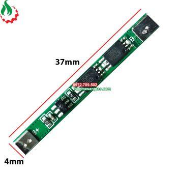 Mạch 1S 3.7V 5A BW bảo vệ pin Li-ion 3.7V