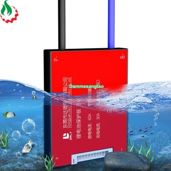 Mạch 17S 60V (71.4V) Daly bảo vệ pin Li-ion 3.7V