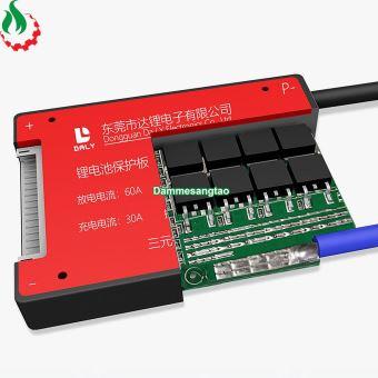 Mạch 8S 24V (29.2V) 15A Daly bảo vệ pin sắt Li-Fe 3.2V xe điện