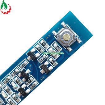 Mạch báo pin bosch 14V 18V dùng cho vỏ pin