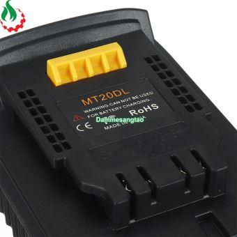 Đế chuyển pin Makita 18V cho máy Dewalt 18V