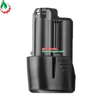 Pin Bosch 10.8V 12v Li-ion nhận sạc zin