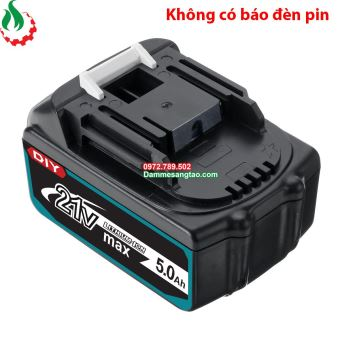 Pin Makita 18V Li-ion mạch sạc adapter