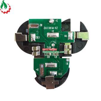 Vỏ pin makita 10.8V 12V Li-ion 3.7V nhận sạc zin