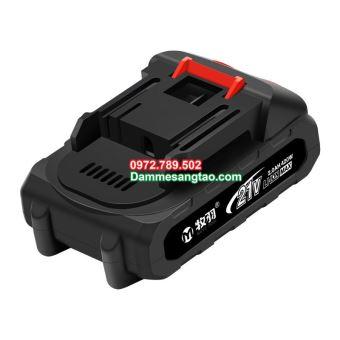 Vỏ pin makita 18V lỗ sạc adapter có báo pin