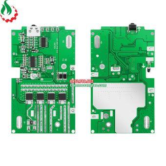 Vỏ pin ryobi 18V 5S2P Li-ion 3.7V nhận sạc zin