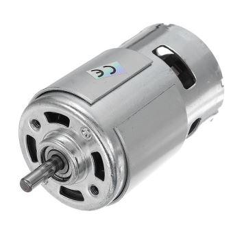 Motor 18v 775 trục tròn công suất cao