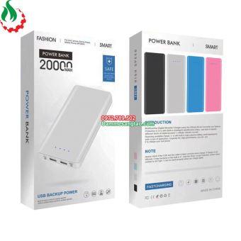 Box sạc dự phòng 8 cell 18650 không LCD (Không pin)