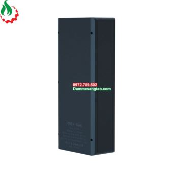 Box sạc dự phòng 16 cell 18650 sạc nhanh không dây (Không pin)