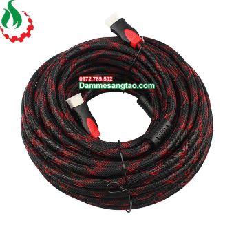 Cáp HDMI dây dù dài 1.5m 3m 5m 10m 20m