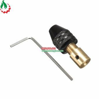 Đầu kẹp mũi khoan đa năng 0.3 - 3.5mm trục 2mm 3.17mm 5mm