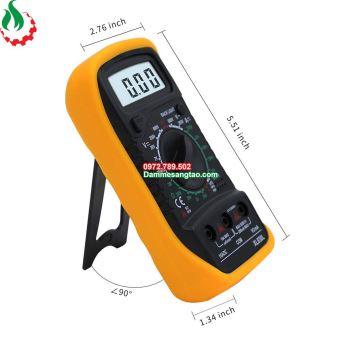 Đồng hồ đo vạn năng vom XL830L