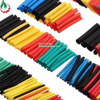Ống gen co nhiệt cách điện (Bộ nhiều màu)