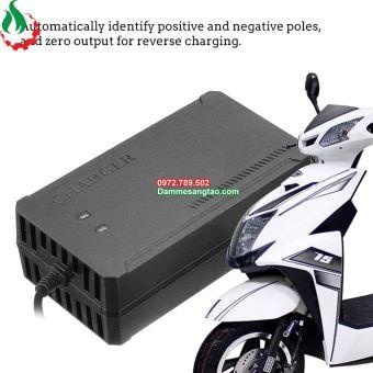 Sạc xe điện 13S 48V (54.6V) dùng cho pin Li-ion 3.7V