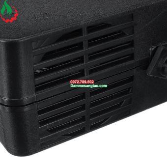 Sạc xe điện 15S 48V (54.75V) dùng cho pin sắt Li-Fe 3.2V