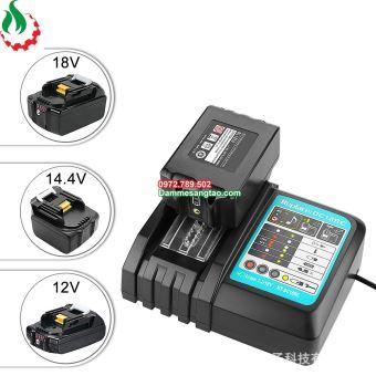 Sạc pin makita 14V 18V DC18RC 7.2V-18V nhận mạch Zin