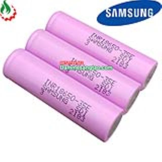 Cell pin 18650 Samsung INR 35E