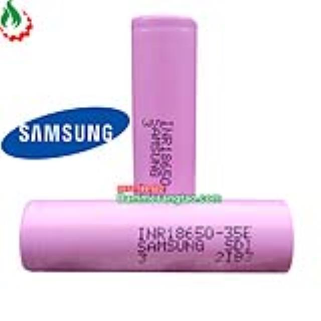 Cell pin 18650 Samsung INR 35E