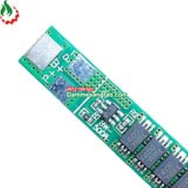 Mạch 1S 3.7V-13A bảo vệ pin Li-ion