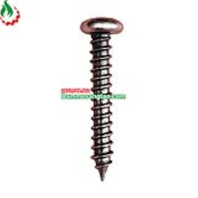 Ốc vít mạ đen dùng cho vỏ pin và vỏ máy khoan