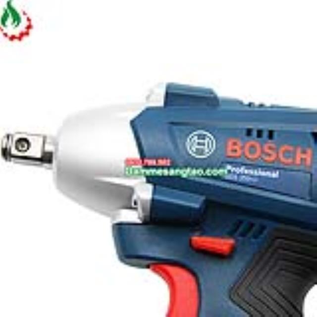 Máy siết bulong dùng pin Bosch 18V GDS 250-Li